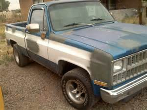 for sale trade 1981 chevy truck truestreetcars
