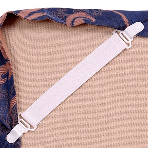 bed sheet grippers 4 bed sheet mattress cover blankets grippers clip holder