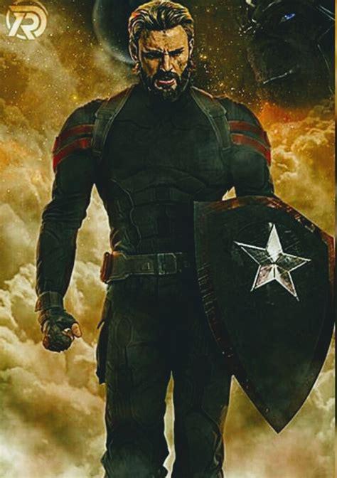captain america infinity war captain america infinity war cap captain nomad
