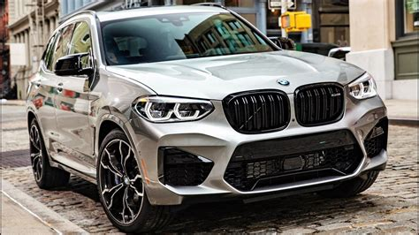 bmw   competition sporty mid size suv youtube
