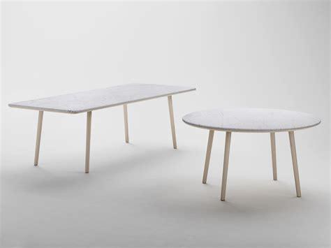 Marble Dining Table Rectangle Arin Rectangular Table By Retegui Design Jean Louis Iratzoki
