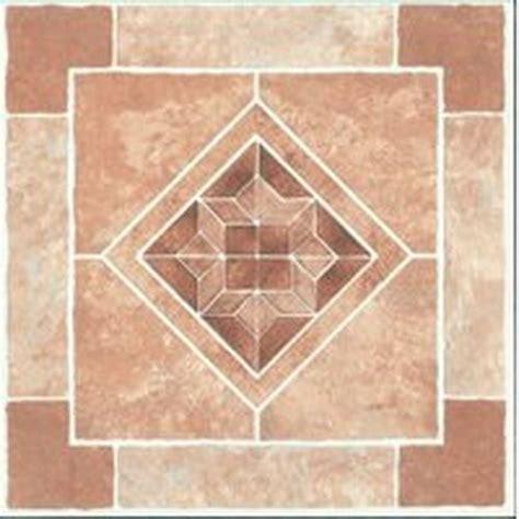 Sticky Back Vinyl Floor Tiles by Mintcraft 1171230 45 12 Quot X 12 Quot Vinyl