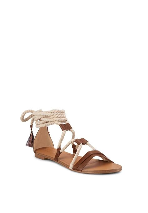 Rope Flat Sandals Zalora 10 best 2016 images on boho chic soloing and