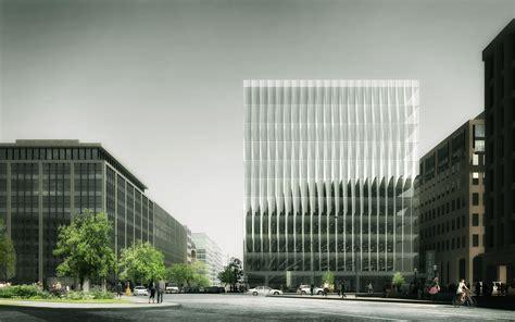 REX unveils plans for sleek 2050 M Street office building Archpaper.com