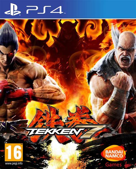 Kaset Ps4 Tekken 7 tekken 7 rivelata la data d uscita e il season pass gamelite