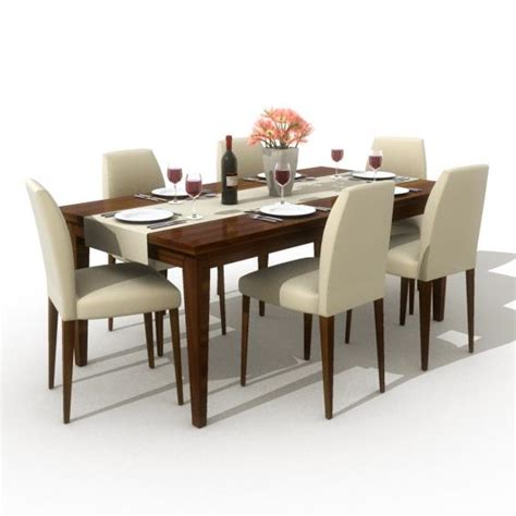 Wood Dining Table With White Chairs Dining Room Designs Stunning White Chairs Wooden Style Modern Dining Tables A Dining