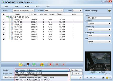wmv to dvd player format converter convert dvd to wmv hd downloads