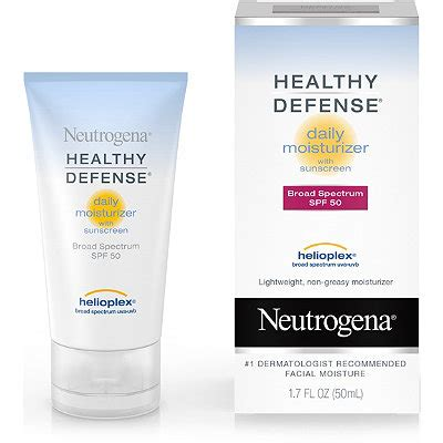 Zelens Daily Defense Sunblock healthy defense daily moisturizer spf 50 with helioplex
