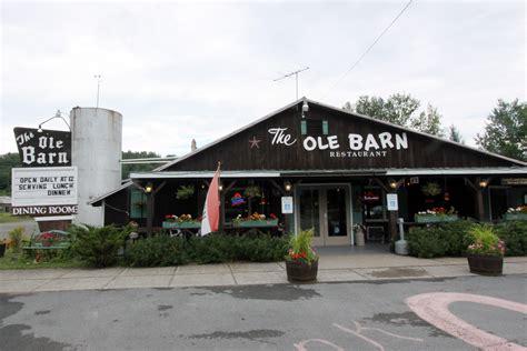 The Ole Barn Restaurant The Ole Barn Restaurant Adirondacks New York