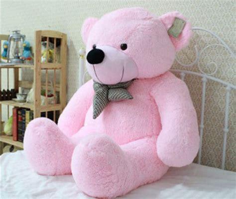 Lovely Stuffed Giant 95CM Big Pink Plush Teddy Bear Huge ... Giant Pink Teddy Bear