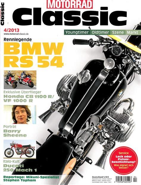 Motorrad Marken Mit R by Motorradzeitungen Testberichte Gebrauchte