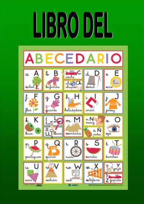 libro el alfabeto alphabet aula de infantil 1 186 y 2 186 de primaria de viguera libro del abecedario
