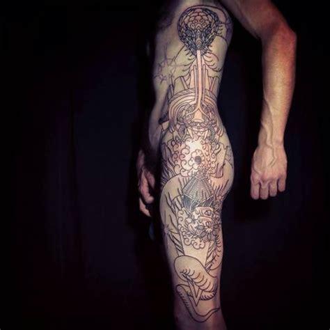 small aztec tattoos aztec on