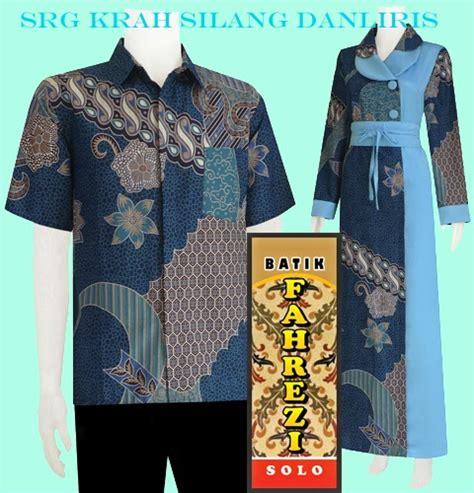 gamis silang batik fahrezi ssrimbit batik gamis krah silang danliris