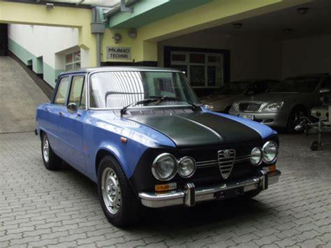 alfa romeo giulia 1967 sedan for sale