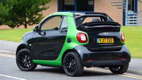 smart car smart fortwo cabriolet electric drive review