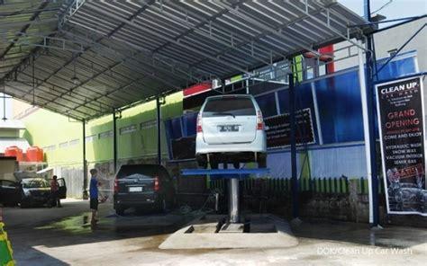 Lu Gantung Untuk Pabrik bisnis jasa cuci dan perawatan mobil merebak