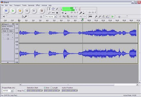 tutorial video audacity audacity tutorial converting to mp3 or aac and other