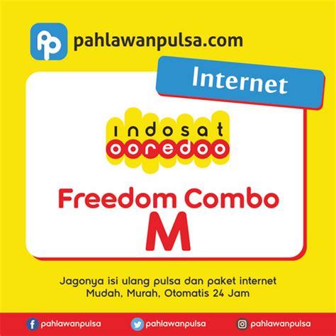 Indosat Paket Freedom Combo paket indosat freedom combo indosat m 12gb