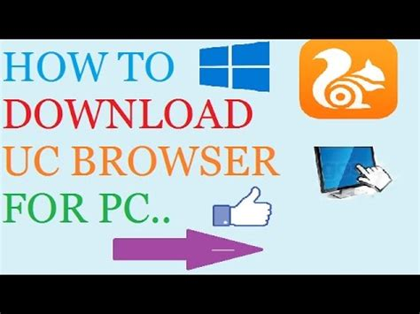 download youtube lewat uc browser how to download uc browser for pc any windows simple