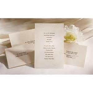 walmart wedding invitation kits wilton wedding invitation kit 50 ct 1008 175 walmart