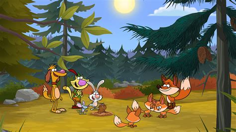 Pictures Of Nature Cat the story of nature cat wttw chicago media