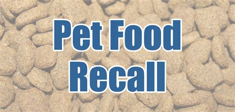 Pet Food Recall by Kasel Associated Industries Recalls Petsblogs
