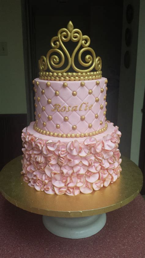 Princes Baby Shower by Princess Baby Shower Cake Cakecentral