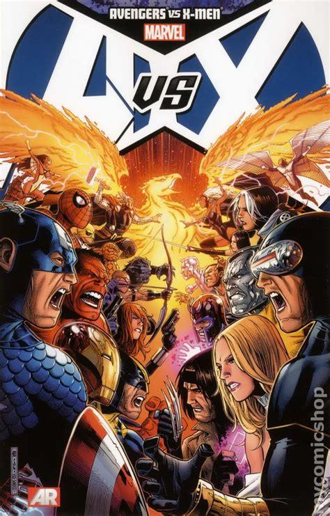 X Utopia Tp Marvel Comics vs tpb 2013 marvel comic books
