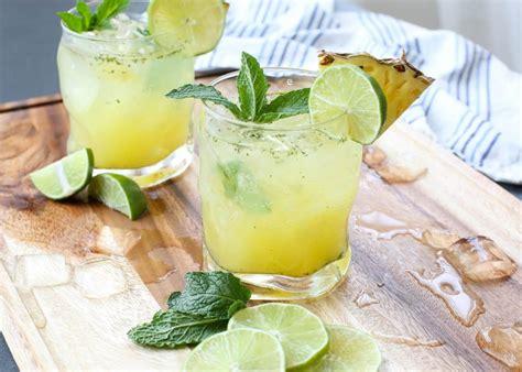 Links Pineapple Mojito by Pineapple Mojito