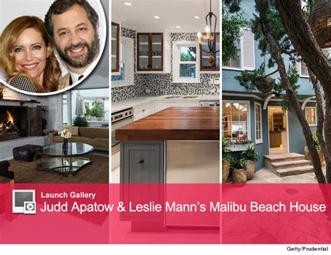judd apatow new house judd apatow and leslie mann moving to malibu toofab
