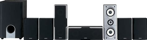 onkyo sks ht540 7 1 channel home theater speaker system 1