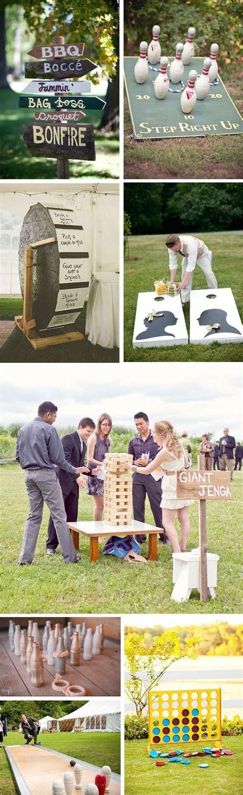 Wedding Reception Activities by Best 25 Wedding Reception Activities Ideas On