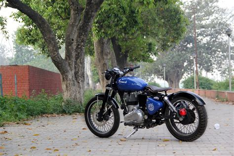modified bullet classic 350 fernweh modified royal enfield classic uce bobber