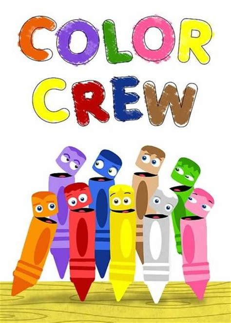 ecrew color is color crew available to on netflix in america