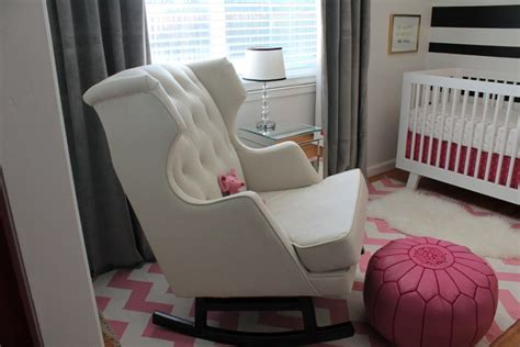pink nursery rocking chair bedroom amazing rocking chair for baby nursery ideas for