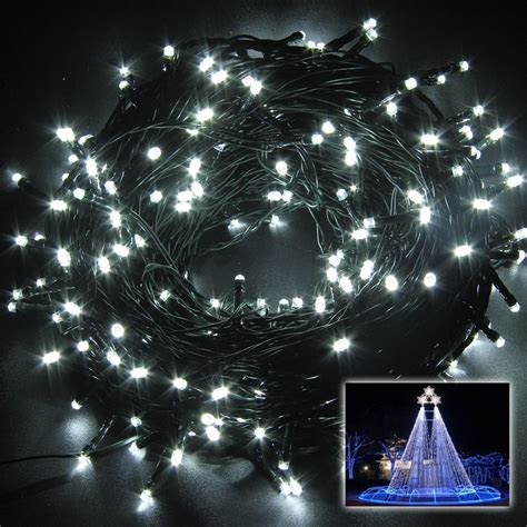 250led 50m string fairy light christmas tree party wedding