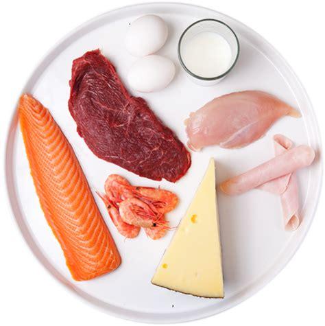 proteiner i egg proteiner
