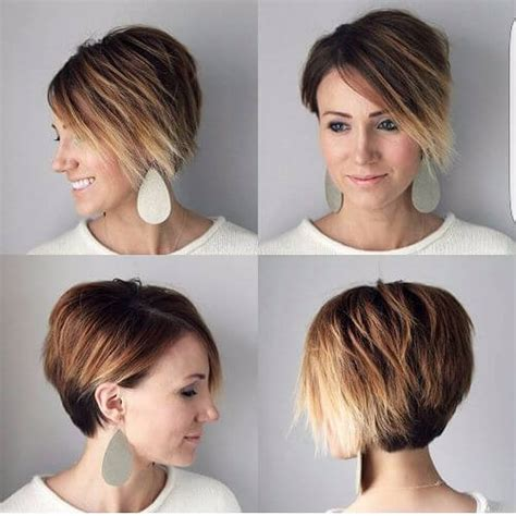 short pixie cut caramel 80 caramel hair color ideas for all hair types