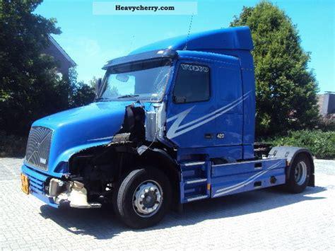volvo truck 2003 standard tractor trailer unit semi trailer truck