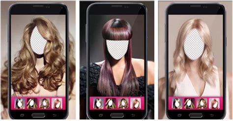 salon pria dan wanita cara mengubah gaya rambut di android untuk pria dan wanita