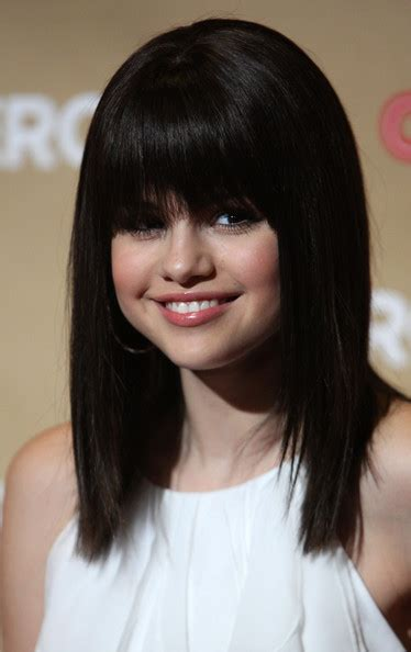 Types Of Bangs For Hair by Photos Gallery For 2011 Blant Hair Styles The