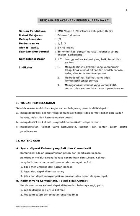 Bahasa Indonesia Kls 2 Sma rpp bahasa indonesia sma kls xi upload and the knownledge
