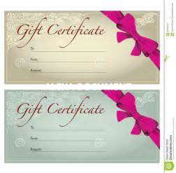 Salon Gift Certificate Template Free by Printable Hair Salon Gift Certificate Template Free