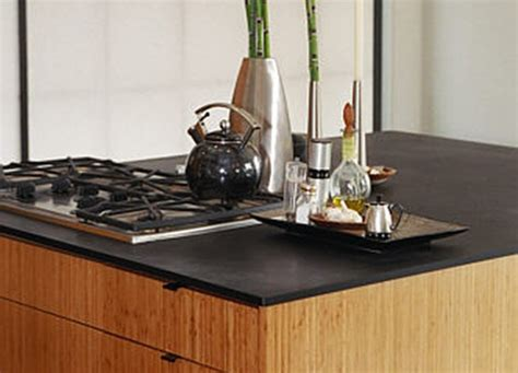 Obsidian Countertops by Jetson Green Paperstone The Earth S Solid Surface