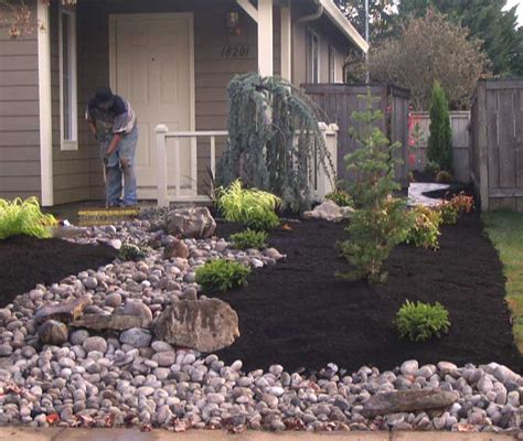 How To Landscape Without Grass Landscaping Gardening Ideas Backyard Landscape Ideas Without Grass