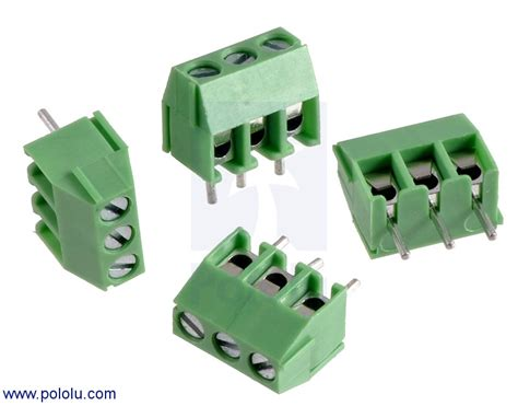 Terminal Connector 3pin Pitch 7 6mm Side Entry terminal block 3 pin 3 5 mm pitch side entry 4