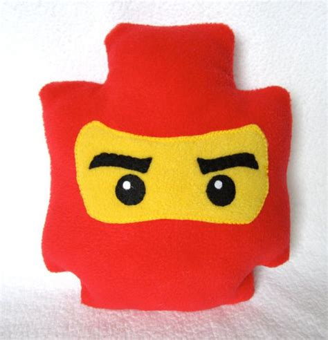 Lego Pillow by Lego Ninjago Minifigure Pillow Boys And Water Bottles
