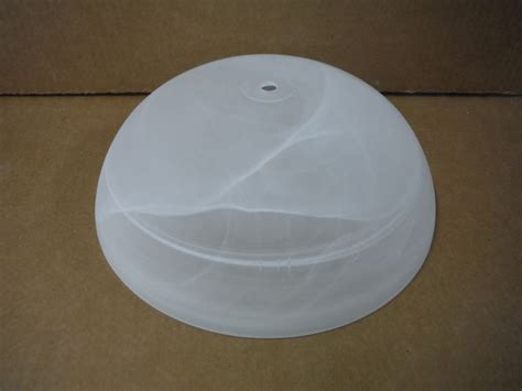 Ceiling Glass Light Shades Glass L Shade Light Shade White Marble Swirl Ceiling Fan Ebay