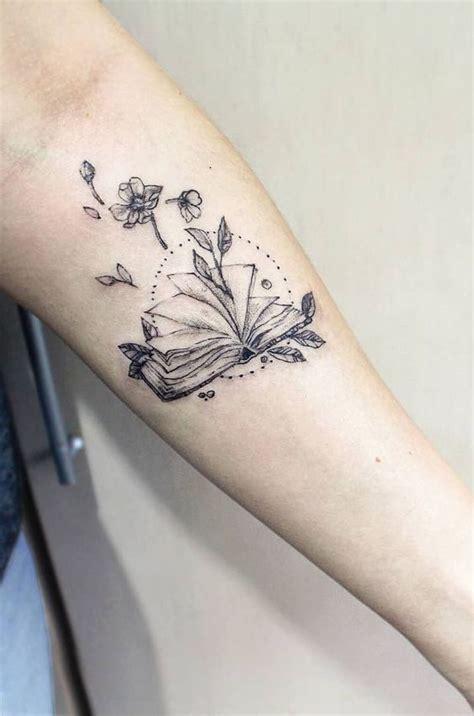 wonderful tattoo ideas  book lovers bafbouf